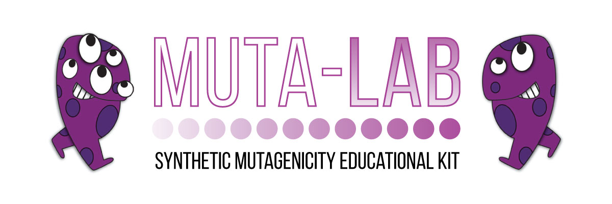 muta lab synthetic mutagenicity educational kit logo